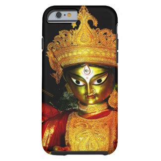 Indischer Göttin-Mobilekasten Tough iPhone 6 Hülle