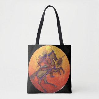 Indischer Krieger - indische Taschentasche Tasche