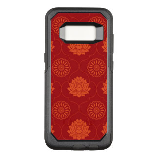 Indisches Muster OtterBox Commuter Samsung Galaxy S8 Hülle