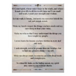 indisches prayer-1 posterdruck