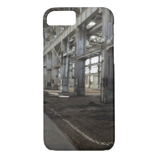 Industrieller Raum iPhone 8/7 Hülle