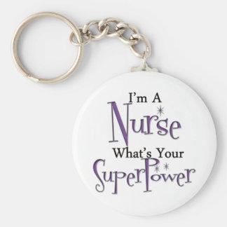 Infirmière superbe porte-clé