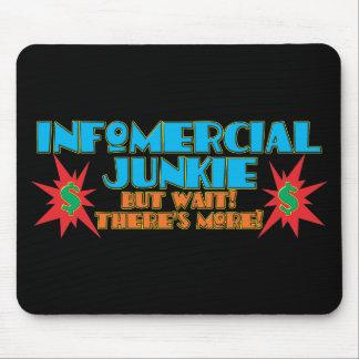Infomercial-Junkie Mauspad