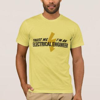 Ingénieur électrique t-shirt