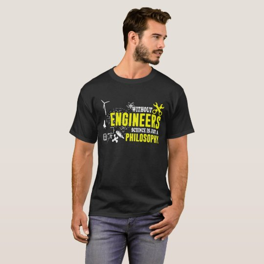 Ingenieur-Shirts T-Shirt