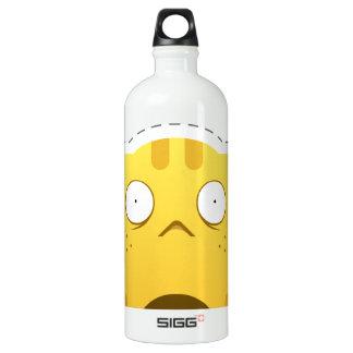 Ingwer-Katzenflasche Wasserflasche