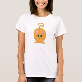 Ingwer Kitty-T - Shirt
