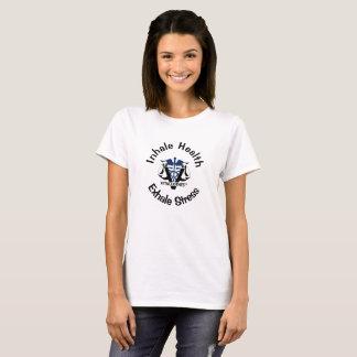Inhalieren Sie Gesundheit T-Shirt