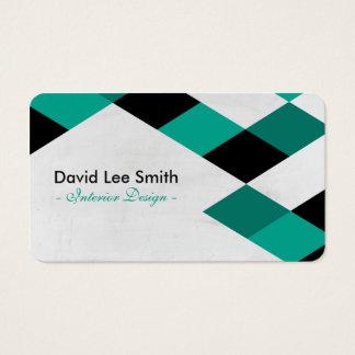 Innenarchitektur - Architekt Visitenkarten