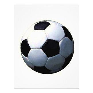 Insectes du football - ballon de football prospectus 21,6 cm x 24,94 cm