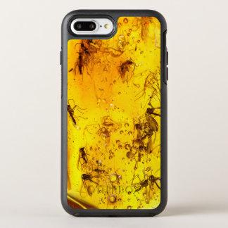 Insekten in Bernstein | OtterBox Symmetry iPhone 8 Plus/7 Plus Hülle