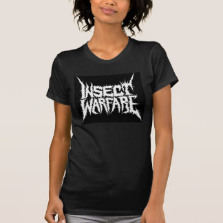 Insekten-Kriegsführung - Logomädchen-Shirt T-Shirt