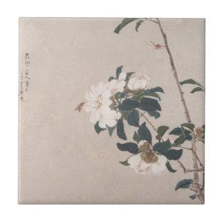 Insekten und Blumen - China Fliese