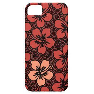 Insel hawaiisches mit BlumeniPhone 5 Hüllen
