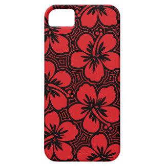 Insel-Hibiskus hawaiisches iPhone 5 Hüllen