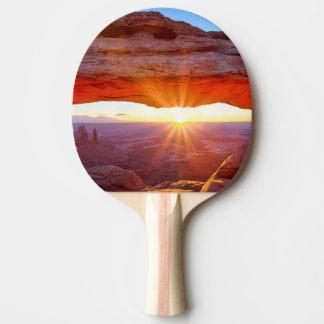 Insel im Himmel Tischtennis Schläger