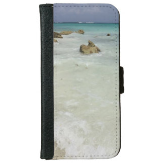 Insel-Oase iPhone Geldbörsen-Kasten iPhone 6/6s Geldbeutel Hülle