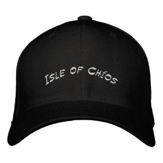 Insel von Chíos Bestickte Kappe