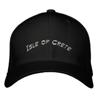 Insel von Kreta Besticktes Baseballcap