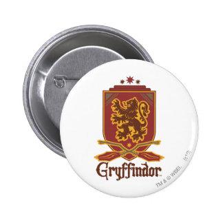 Insigne de Gryffindor Quidditch Badge