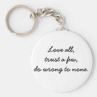 Inspirational keychains Liebe zitiert Schlüsselanhänger