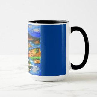 Inspirational Mitteilungskaffee-Tasse Tasse