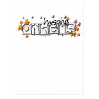 Inspirieren Sie andere Postkarte