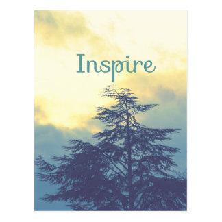 Inspirieren Sie Postkarten