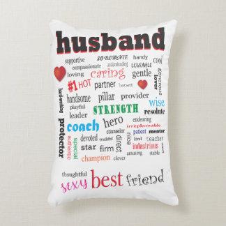 Inspirierend Ehemannsoulmate-Partner Zierkissen