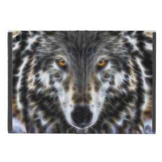 Inspirierend Porträt Spritzpistole des Wolfs iPad Mini Hüllen