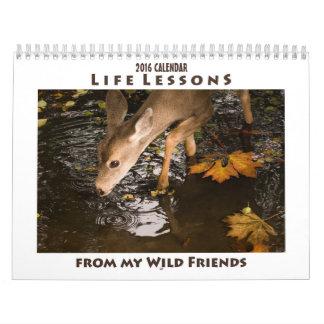 Inspirierend Tierkalender 2016 Kalender