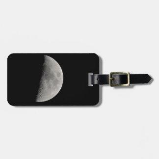 Inspiriert durch den Mond Gepäckanhänger