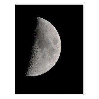 Inspiriert durch den Mond Postkarte