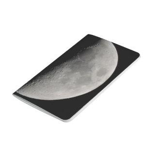 Inspiriert durch den Mond Taschennotizbuch