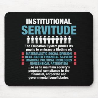 Institutionssklaverei Mousepad