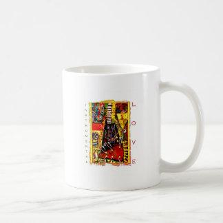 Instrumenteller Liebe-Entwurf #10 Kaffeetasse