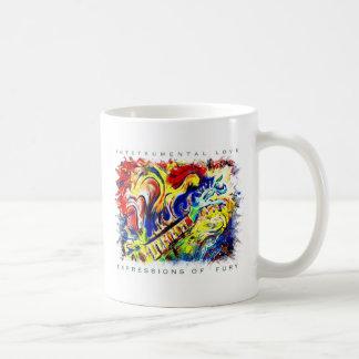 Instrumenteller Liebe-Entwurf #15 Kaffeetasse