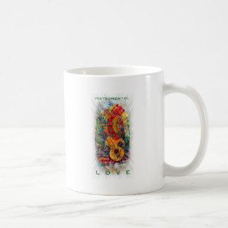 Instrumenteller Liebe-Entwurf #8 Kaffeetasse