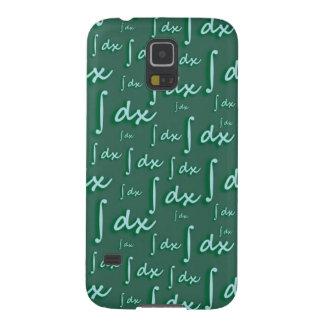 Integral Math Vollständiger Green Verde Galaxy S5 Cover