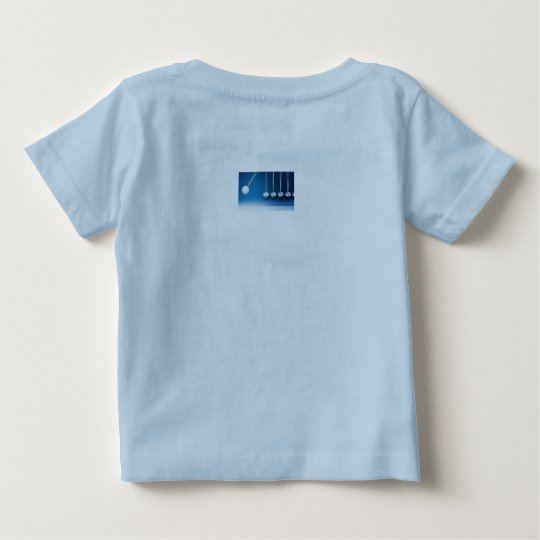 Intelligente Baby-Spaß-T-Shirts Baby T-shirt