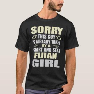 INTELLIGENTE UND SEXY FIJIAN-MÄDCHEN-T-SHIRTS T-Shirt