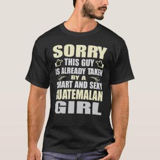 INTELLIGENTE UND SEXY GUATEMALTEKISCHE T-Shirt