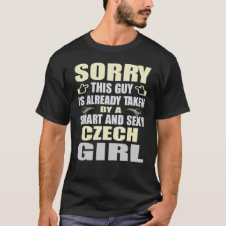 INTELLIGENTE UND SEXY TSCHECHISCHE T-Shirt