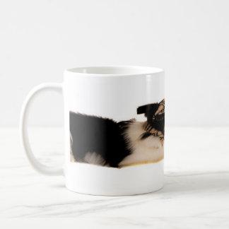 Intelligenter Hund Tee Tassen