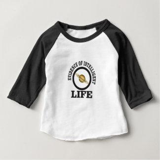 intelligentes Leben der Frauenregel Baby T-shirt