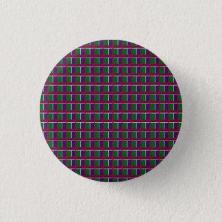 INTENSIVE Farbgrafiken - positive Energie Runder Button 3,2 Cm