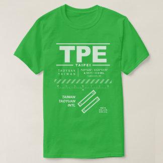 Internationaler Flughafen Taiwans Taoyuan T-Shirt