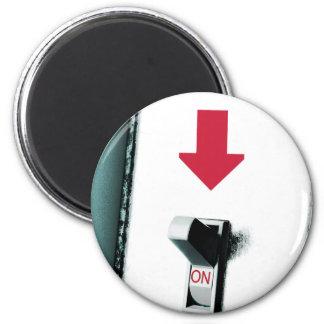 Interrupteur de lampe magnets pour réfrigérateur