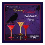 Invitation de cocktail de Halloween