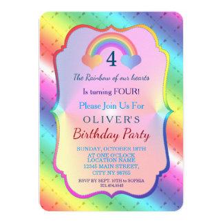Invitation joyeuse d'anniversaire de GARÇON de